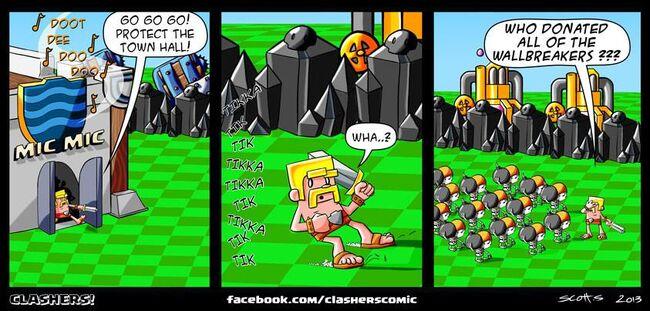 Clashers Comic 7