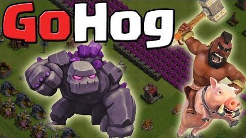 Angriffsstrategien/GoHog