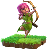 Archer info