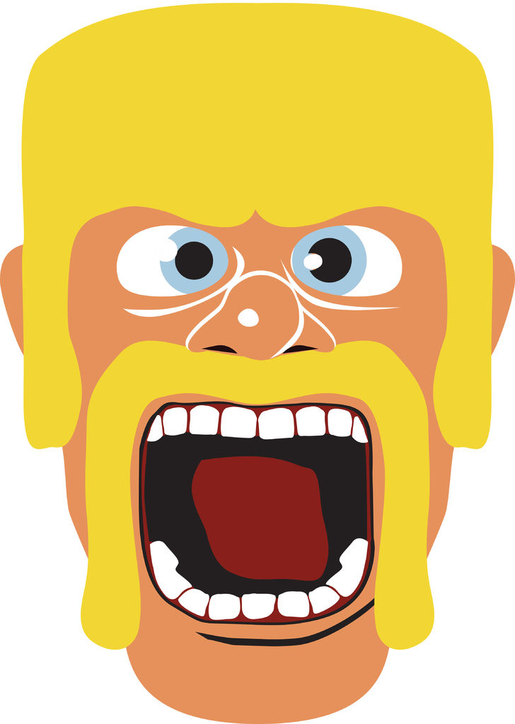 Image - Barbarian Face.jpg | Clash of Clans Wiki | FANDOM ...
