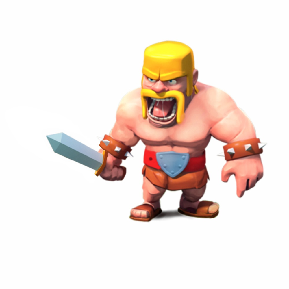 How Barbarian Lvl1g Clash Royale By Callmefantasy