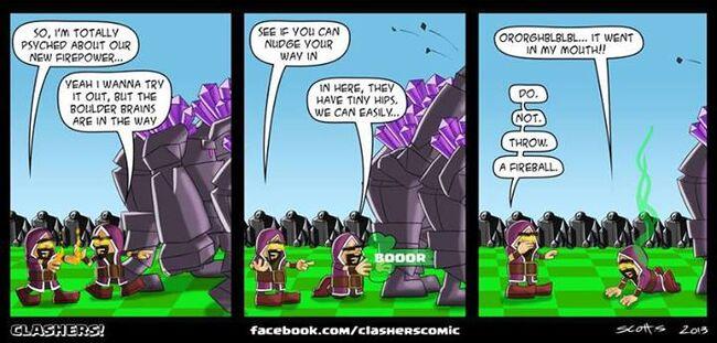 Clashers Comic 11
