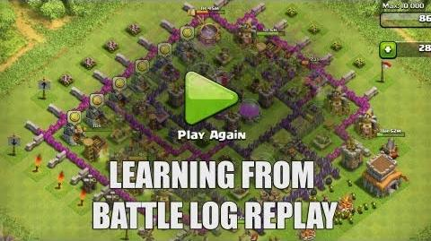 Clash of Clans - Part 34 - Learning from Battle log Replay