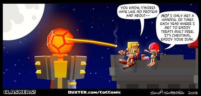 Clashers Comic 41