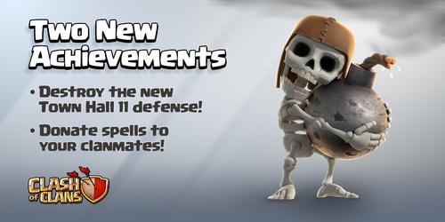 Sneak Peek New Achievements