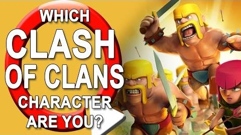 💻 Which Clash Of Clans Character are you? I COC Quiz