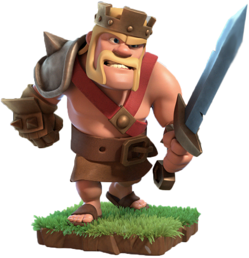 Roi des barbares wiki clash of clans fandom powered by wikia - Le grill des barbares ...