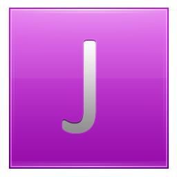 File:Letter-J-pink-icon.png