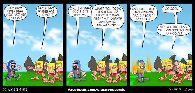 Clashers Comic 8