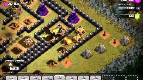 Clash of Clans Sherbet Towers v2 with TH7 troops after March update