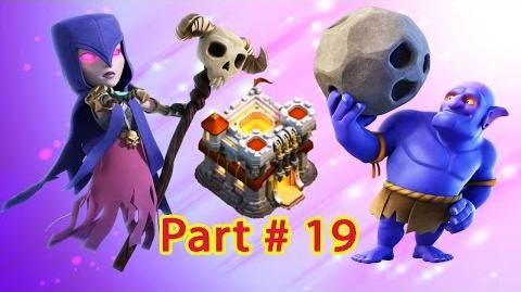 Clash of Clans War💥CoolGame24h💥TH11 3 Stars🌟Bowler Witch attack strategy😀Part 19