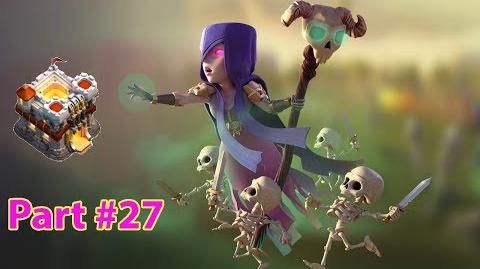 Clash of Clans Bowler Witch Attack Strategy!!!👍 TH11 100% 3 Star 💥 27