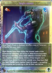 Promo22 Night Blade (F)