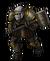 Beastman warlord mask