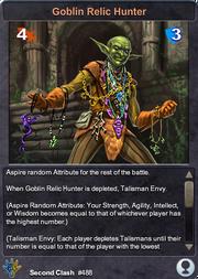 488 Goblin Relic Hunter