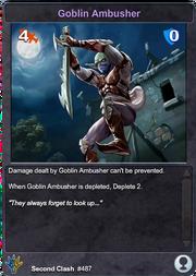 487 Goblin Ambusher
