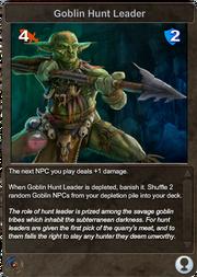 575 Goblin Hunt Leader