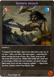 9 Barbaric Assault V2