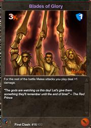 16 Blades of Glory