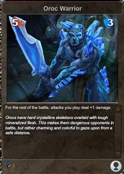 589 Oroc Warrior