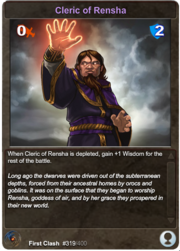 319 Cleric of Rensha
