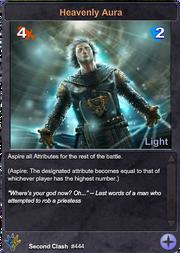 444 Heavenly Aura