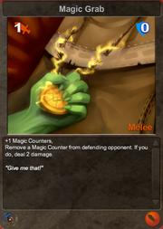 131 Magic Grab