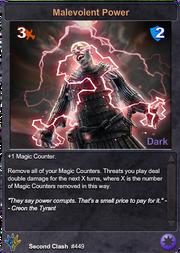 449 Malevolent Power