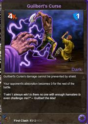312 Guilbert's Curse