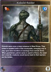 Kobold Raider (F)