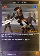 Heroic Throw (F)