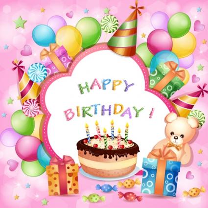File:Cartoon birthday cards design vector 537403.jpg