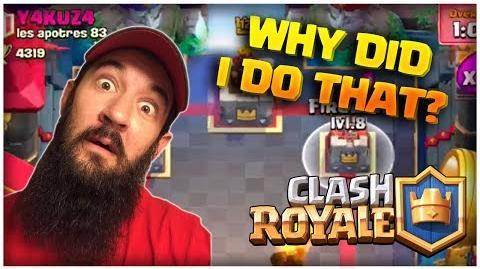 Clash Royale My Best Legendary Deck