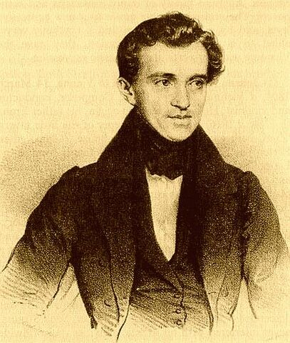 File:Portrait of Johann Strauss I.jpg