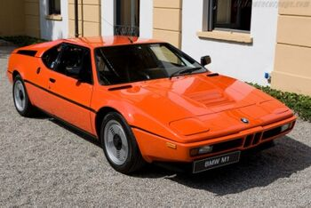 BMW M1, by Wouter Melissen - Ultimatecarpage.com