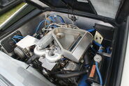 Delorean engine