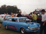 Ford Anglia V8