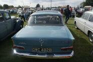 Mercedes-Benz W110 back