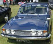 Triumph 2000 MK2 Estate