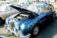 Jaguar Mark 2 - Oz Display car