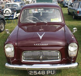 Ford Prefect front