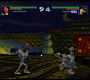 ClayFighter: Call of Putty