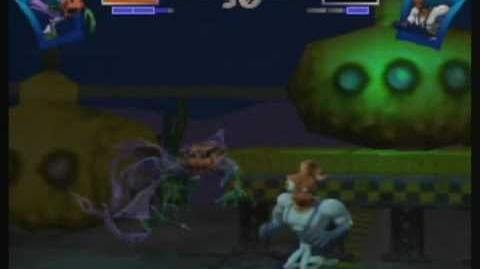 Clayfighter- Sculptor's Cut- Ickybod Clay Run Part 3