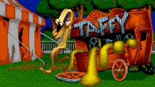 Taffy Emerging