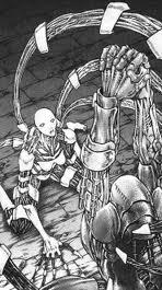 Duff kills an awakened claymore