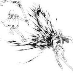 Elena 's death in the manga