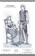 Claire and raki by bmesias063-d4bgt5l