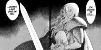 Claymore Manga Chapter 17