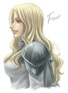 Claymore Teresa by raykit