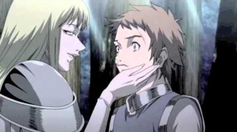 "Claymore Raki meets ""Claymore"""